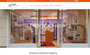 webdesign customer dippyshandyklinik