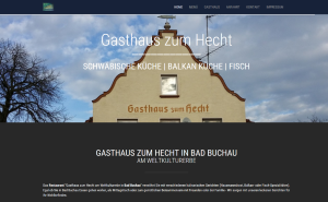 webdesign kunde hecht bad buchau