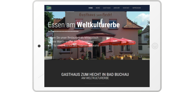 responsive tablet hecht bad buchau